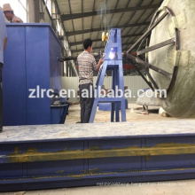 Glass fiber reinforced plastic environmental protection septic tanks winding machine production line